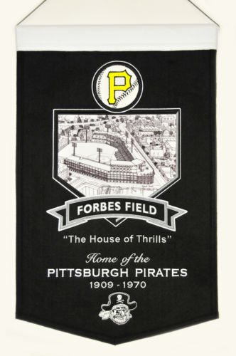 Pittsburgh Pirates-Forbes Field